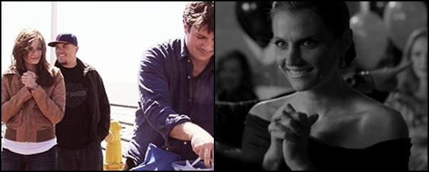 hands | Nathans's birthday vs. Castle's birthday