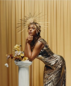 beyhive1992:  Beyoncé For Vogue's September Issue