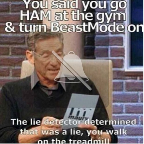 HA! Maury will find the truth every time :) #fitness #funny #gym #Maury #beastmode