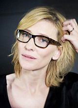 """Cate Blanchett is mesmerizing. I don't know why. It's beyond my understanding. Why we all want to work with her is she elevates the rest of us. She's just got some ethereal grace and elegance that's beyond me, and an acute understanding of human nature. She's just exquisite. She's otherworldly.""  — Brad Pitt"
