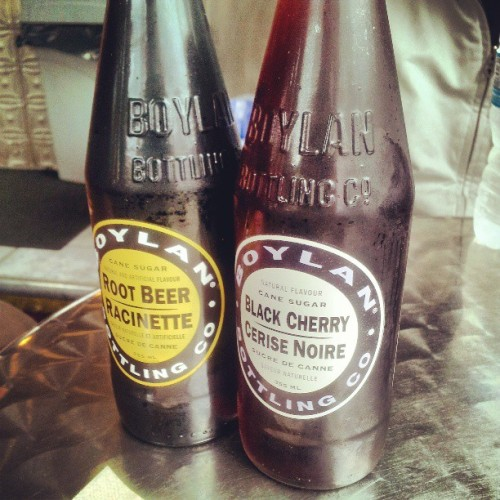 #boylan #blackcherry #rootbeer #bottle #drinks #soda #classic