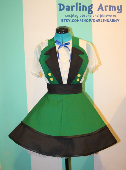 Ciel -Black Butler- Cosplay Pinafore Commision Cosplay Pinafore Commissions Available at - Darling Army