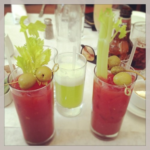 #BrunchBoyz #Thirsty #TheStruggle (at Bottega Louie)