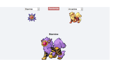 yay :3 i'm combining pokemon again. This is my new favorite.
