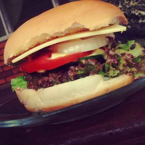Afternoon delight 🍔👌