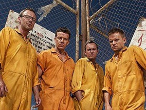 New Mad Dogs S3 promo pic