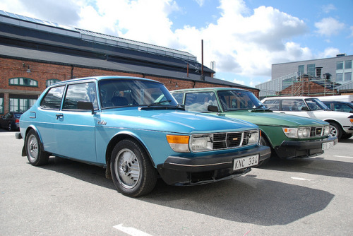 Saab 99 Turbo by Golfhunter on Flickr.