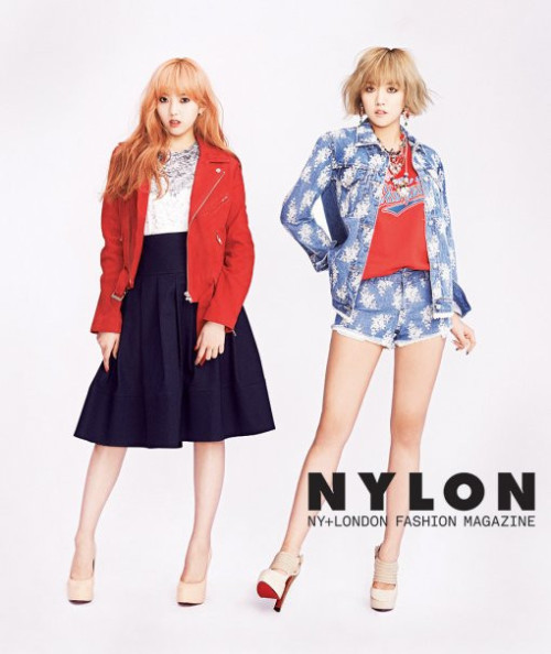 [130521] Nylon Magazine (June Issue)