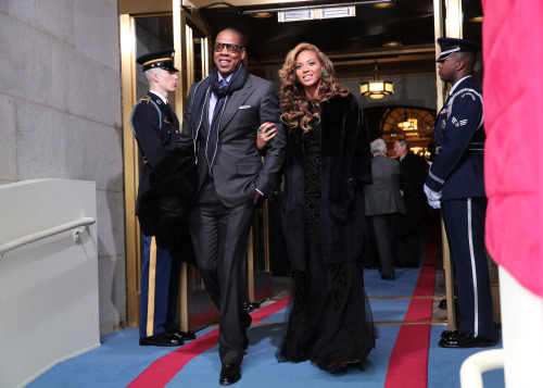 beyonce:  Courtesy of Getty Images  Couples' swag…