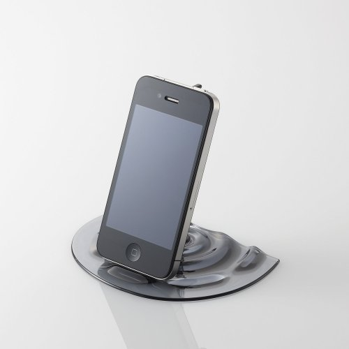 elecomdesign:  P-DS002 series Smartphone stands No problem even if your smartphone is NOT waterproof! by ELECOM, Japan Find us on facebook! http://www.facebook.com/ELECOM.global