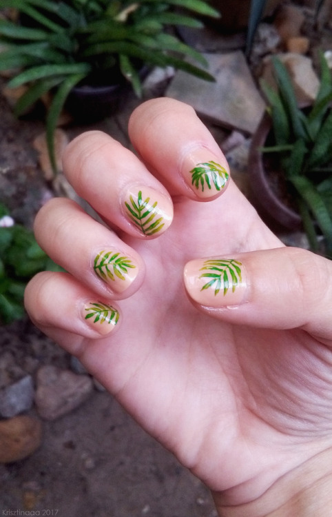 Nails Green Nail Design Tumblr