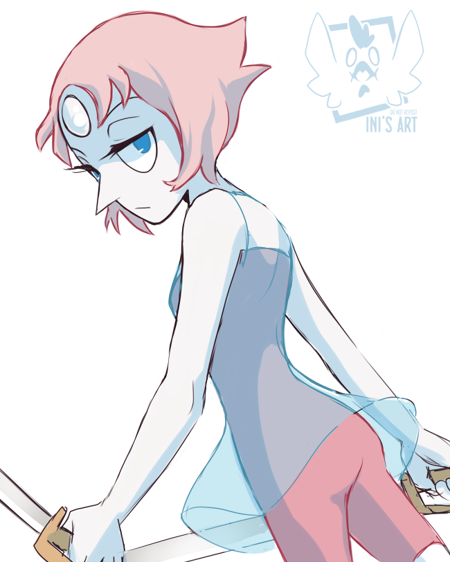Bad Pearl sketch