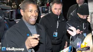 Why Denzel Washington Thinks Other Actors Are Unprofessional On Set