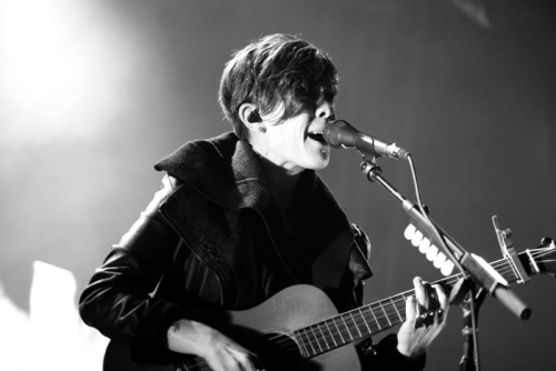 ithasoul:  Tegan & Sara live @ Groovin' the Moo at Hays Park in Bunbury, WA, Australia on 5/11/13Photos by Courtnie Hayes