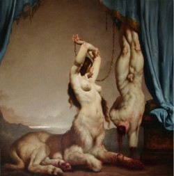 whm3:  Roberto Ferri The Theatre of Cruelty