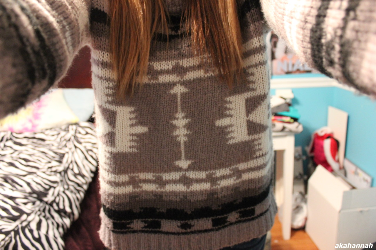 akahannah:  This sweater >