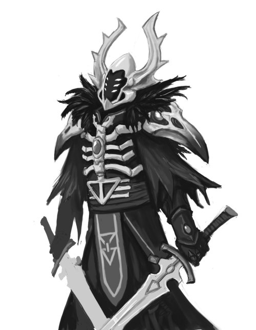 Altansar warlock by ~thevampiredio
