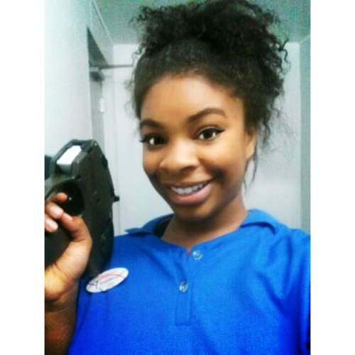 At Work Like… You Got A Speedy Card…. Or Nah?  ahaha… aah I'm Here Until 6:30am…  The lonesomeness is taking over