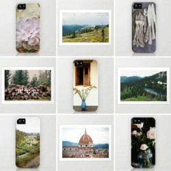 Opened a new shop with a sale through March 17th! iPod Cases, Fine Art Prints and more! www.society6.com/meganrobinson