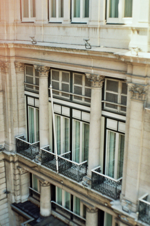 italdred:  The view from our room in Lisbon. #2 (by Katarina Ribnikar)