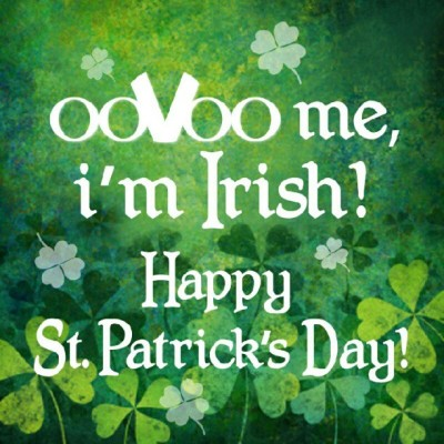 oovoo:  Happy St Patty's Day from #ooVoo!