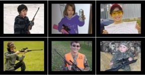 Here's How the Rifle That Just Killed a 2-Year-Old Girl Is Marketed for Kids  http://goo.gl/vV1sx