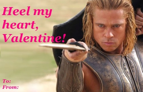 Happy Valentine's Day, loyal followers!
