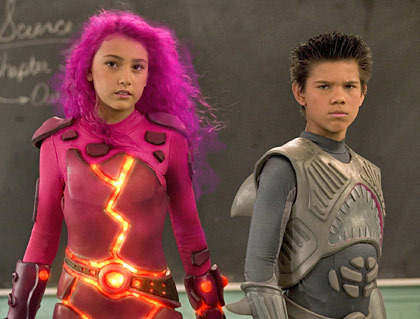 """You don't want to eat Lava Girl because she will burn you up!"" - Our son"