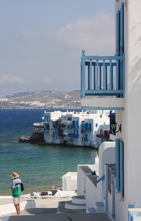 allthingseurope:  Mykonos, Greece (by nasos z.)  Spring break 2012. Take me back!