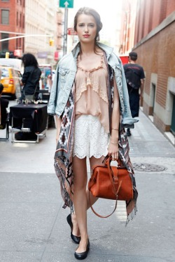 vogueture:  eunicornkim:  Free People shorts. - Shall and Jean jacket. Can it be spring transitioning into summer now !?  Q'd✌