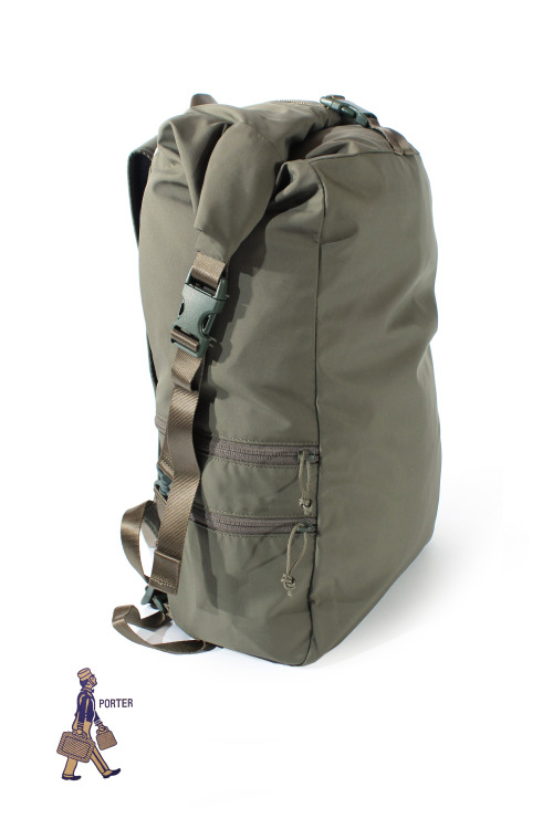 wildernessworkshop:  Ridge Rucksack in Olive.   Reblahh… *haah