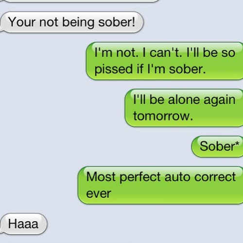 Today happened. And then this happened… Most perfect auto correct ever. @venierenterprises @astronaughtmikedexter  (at Molotov's)