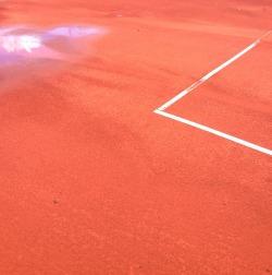 onnoblase:  No tennis today