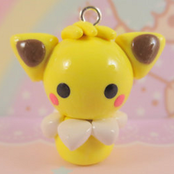 pokemon-personalities:  Pokemon charms!
