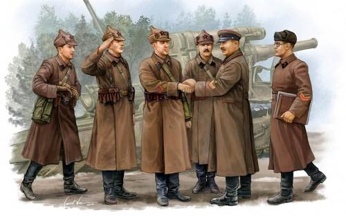 Tamiya 1 35 french infantry