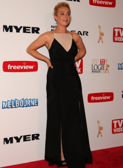2013 'LOGIES WITH LEESHIE' SPECIAL - ASHER KEDDIE WINS GOLD LOGIE At 'I Am Starstruck', the TV Week Logie Awards is Editor Leeshie's annual television highlight of the year! So to be blogging live and presenting to you the latest, hottest and best content from the prestigious Australian television awards is our absolute pleasure! This is the annual event which celebrates and embraces the diversity of the Australian television industry …. so what are you waiting for? Check out all of the hot frocks & shocks from the red carpet and all of the action from the awards at Melbourne's Crown Casino… right here at 'I Am Starstruck' : Your No. 1 Online Destination for the 2013 Logies !! Image Source: Zimbio