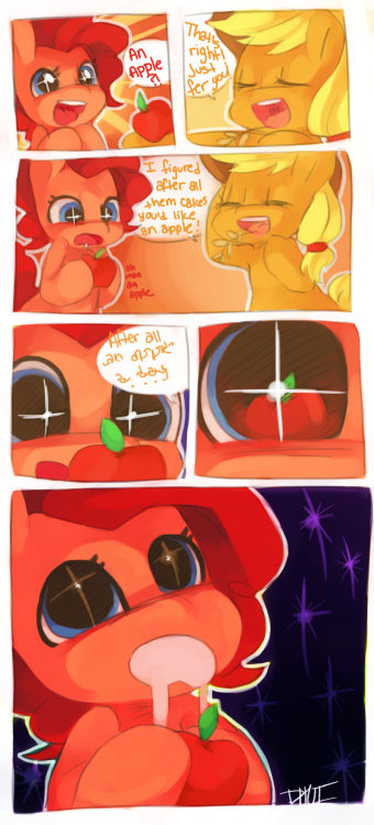 An Apple A Day by ~Dhui They are good fer ya.