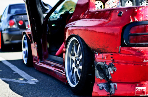 stanceisnotacrime:  Drift time