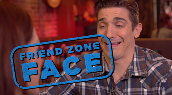 "Watch ""Friend Zone Face"" from Guy Code"
