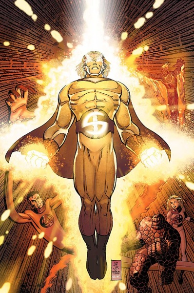 evilpainapol:  The Sentry by John Romita jr.