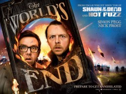 The World's End poster.