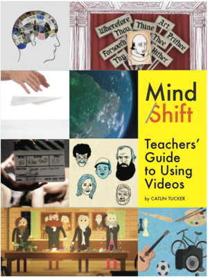 Teachers' Ultimate Guide to Using Videos  In collaboration with educator Catlin Tucker,MindShift presents Teachers' Guide to Videos[PDF], to answer these questions and more. You'll find a slew of valuable resources, including video links for all kinds of subjects — history, math, science, language arts, and more — and ideas on how to inspire students to use videos as a conduit to dig in, ask questions, and learn.  Awesome free resource. Snag this while it's up.