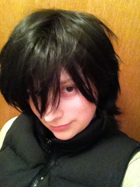 Guess who got their dark Jack wig~?