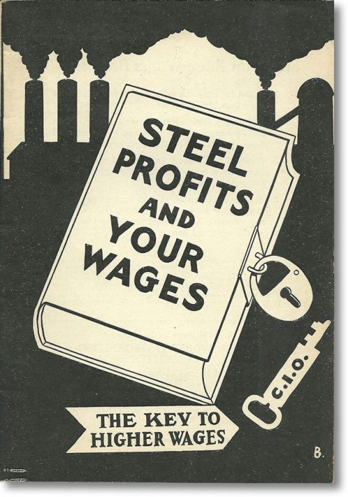 Today in labor history, March 2, 1937:  U.S. Steel signs its first collective bargaining agreement with the Steelworkers Organizing Committee (SWOC), averting a strike. The agreement included a substantial wage hike; an eight-hour day and forty-hour week, with overtime; seniority protection; a grievance procedure; and full recognition of SWOC as the workers' bargaining agent.