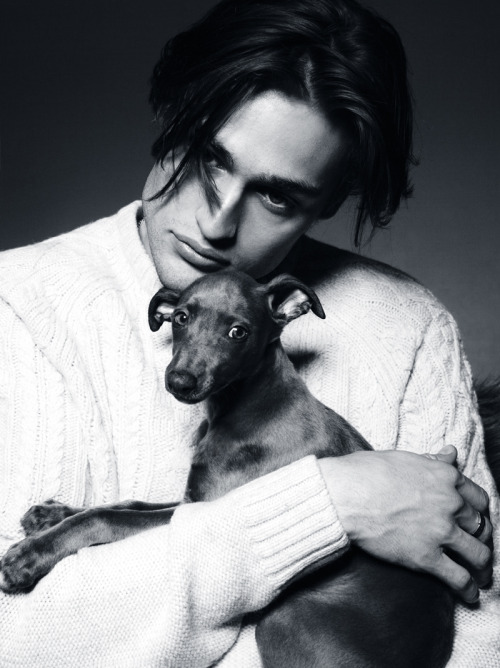 christianoita:  Douglas Booth by Christian Oita for Clash Magazine
