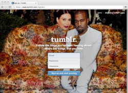 gnarly:  juilan:  I went to log into tumblr and this came up…  omg ahahahahahahahah
