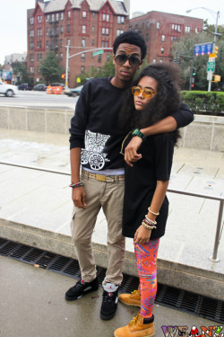 blackfashion:  Young Yen  The Brooklyn Bandits