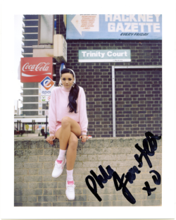 themushpit:  Phlo Finister for VICE UK – Styled by Claudia Alexandra Sinclair, shot by James A. Grant x