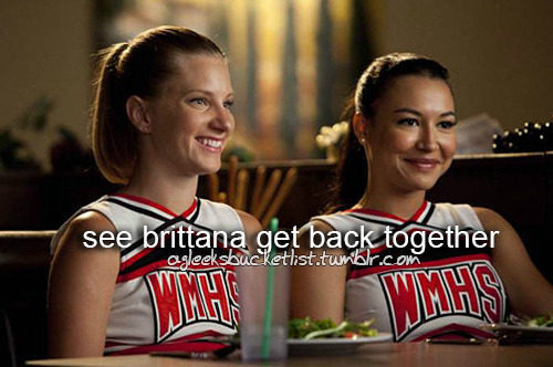 100191heya:  Brittana Forever back together!