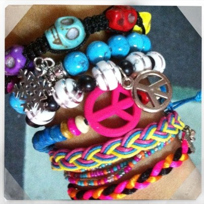 Wear as much as you like it. #aotd #armswag #armcandy